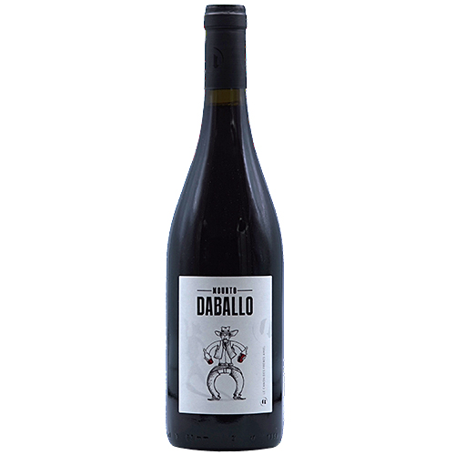 Wine Aymeric-et-Jordan - 2020 - Amiel - Mounto-daballo - Red - Cinsault - Vin-de-France - Languedoc-Roussillon - 34290 - Montblanc