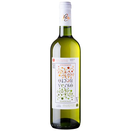 Wine Sophie-Guimberteau-Charles-Foray - 2019 - Chateau-Franc-Baudron - Verso - White - Semillon - AOP-Bordeaux - Bordeaux - 33570 - Mountain