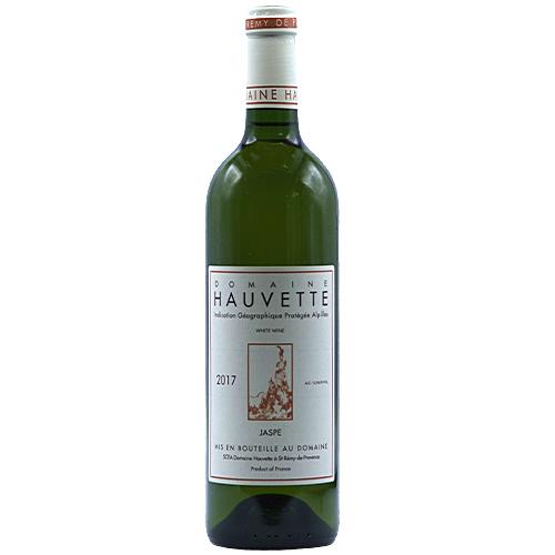 Wine Dominique-Hauvette - 2017 - Jasper - White - Roussanne - IGP-Alpilles - Provence - 13210 - St-Remy-de-Provence