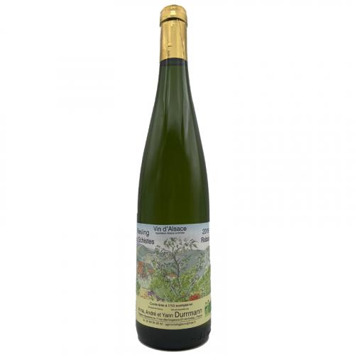 Wine Anne,-Andre-et-Yann-Durrmann - 2019 - Durrmann - Riesling-sur-Schistes - White - Riesling - AOC-Alsace - Alsace - 67140 - Andlau