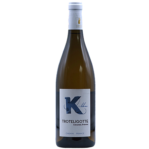 Wine Emmanuel-Rybinski - 2018 - Clos-Troteligotte - K-Libre-Chenin - White - Chenin - Vin-de-France - Southwest - 46220 - Pascadoires