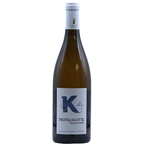 Wine Emmanuel-Rybinski - 2018 - Clos-Troteligotte - K-Libre-Sauvignon - White - Sauvignon- - Vin-de-France - Sud-ouest - 46220 - Pascadoires