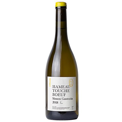 Vin Gastrein-Simon - 2018 - Hameau-Toucheboeuf - L'Effrontee - White - Viognier - Vin-de-France - Rhone - 42520 - Bessey