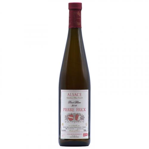 Wine Jean-Pierre-Frick-2016-Pierre-Frick-Pinot-Blanc-Blanc-Pinot-blanc-Alsace-68250-pfaffenheim