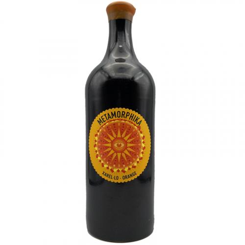 Joan-Franquets Wine - 2019 - Costador - METAMORPHIKA-Xarel-lo - Orange - Xarel-lo - Catalunya-denominacio-d'origen - Spain - 43422 - Tarragona