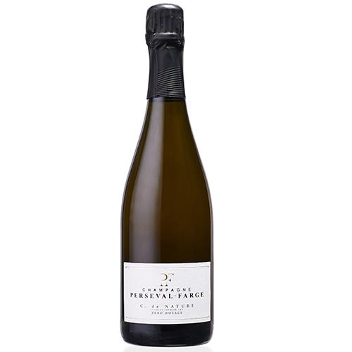 Wine Perseval-Farge - 0 - Nature-Zero-Dosage - Champagne - Pinot-Noir - AOP-Champagne - Champagne - 51500 - Chamery