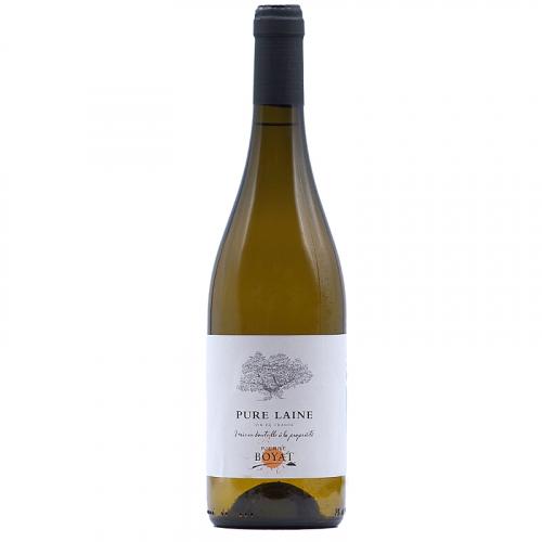 Vin Pierre-Boyat - 2014 - Pure Wool - White - Chardonnay - Vin-de-France - Burgundy - 71570 - Leynes