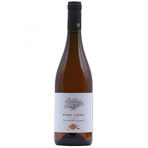Wine Pierre-Boyat-2017-Pur-Laine-Orange-Chardonnay-Vin-de-france-Bourgogne-71570-Leynes