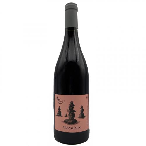 Vin Thierry-Forestier - 2019 - Mont-de-Marie - Aramonix - Red - Aramon - Vin-de-France - Languedoc-Roussillon - 30250 - Souvignergues