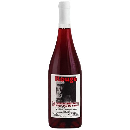 Brendan-Tracey Wine - 2018 - Le-capitalisme-rouge-est-un-vin-de-garage - Red - Gamay - Vin-de-France - Loire - 41100 - Sainte_Anne
