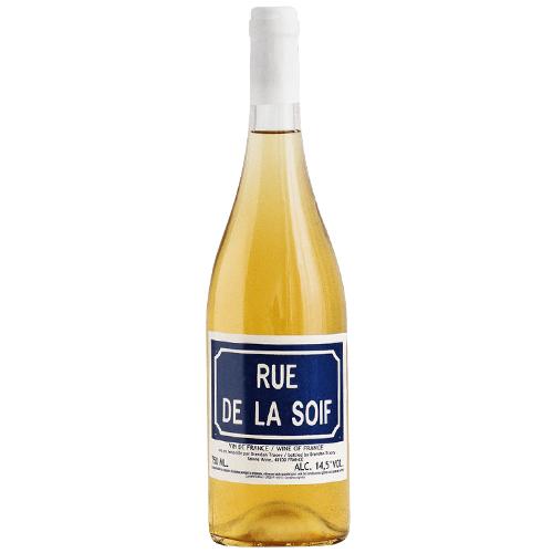 Brendan-Tracey Wine - 2018 - Rue-de-la-soif - White - Sauvignon - Vin-de-France - Loire - 41100 - Sainte_Anne